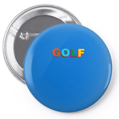 Golf Wang Pin-back Button Designed By Butterfly99