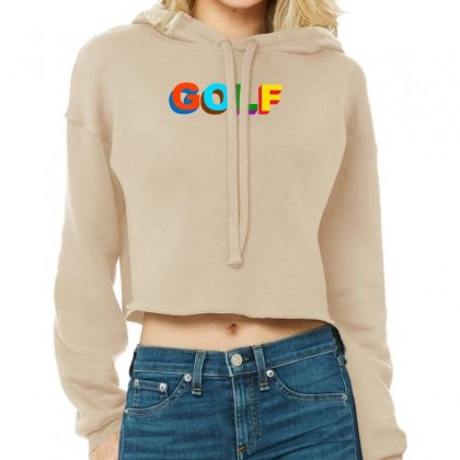 Golf Wang Cropped Hoodie Designed By Butterfly99