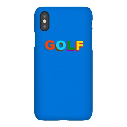 Golf Wang Iphonex Case Designed By Butterfly99