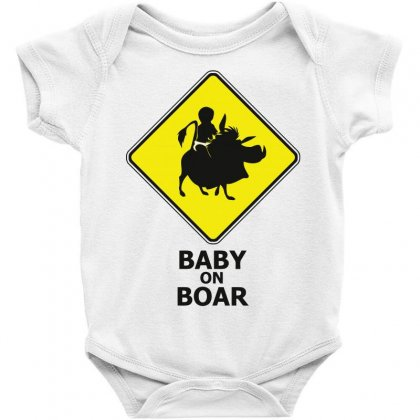 Baby On Board Baby Bodysuit