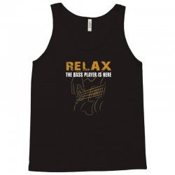 bass player Tank Top | Artistshot