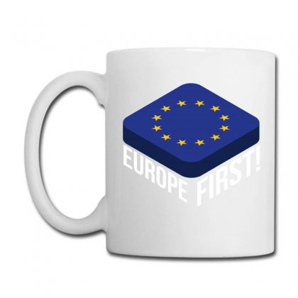 Europe First Coffee Mug Designed By Wizarts