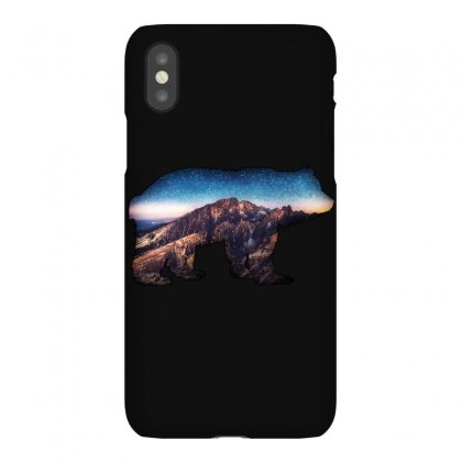 Montain Bear Iphonex Case Designed By Omer Acar