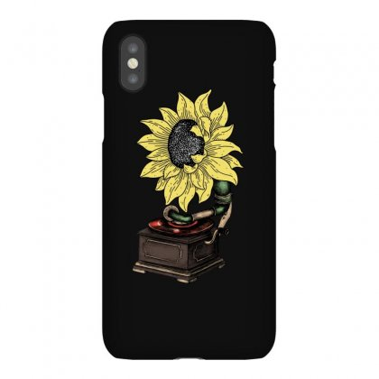 Singing In The Sun Iphonex Case Designed By Omer Acar
