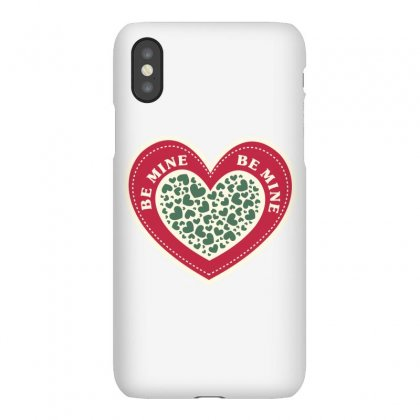 Be Mine Iphonex Case Designed By Estore
