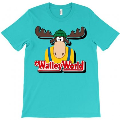 National Lampoon's Vacation Walley T-shirt Designed By Butterfly99