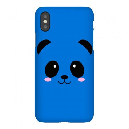 Panda Cute Iphonex Case Designed By Butterfly99