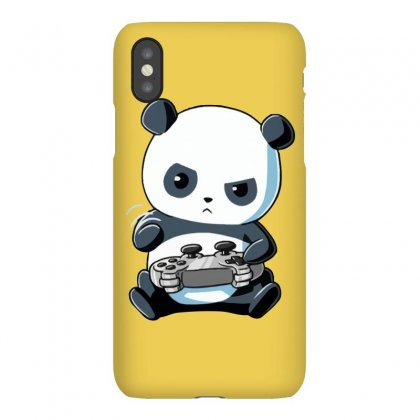 Pew Pew Panda From Teeturtle Iphonex Case Designed By Butterfly99