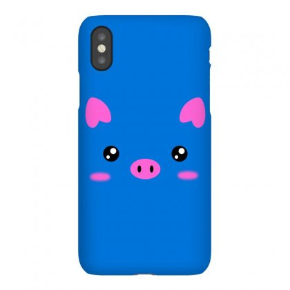 Pig Iphonex Case Designed By Butterfly99