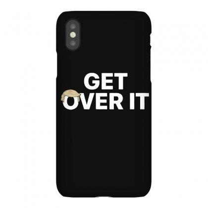 Get Over It Iphonex Case Designed By Kakashop