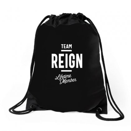Reign First Name Gift Idea T-shirt Drawstring Bags Designed By Cidolopez