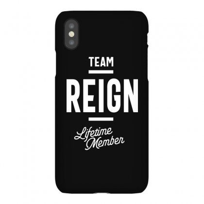 Reign First Name Gift Idea T-shirt Iphonex Case Designed By Cidolopez