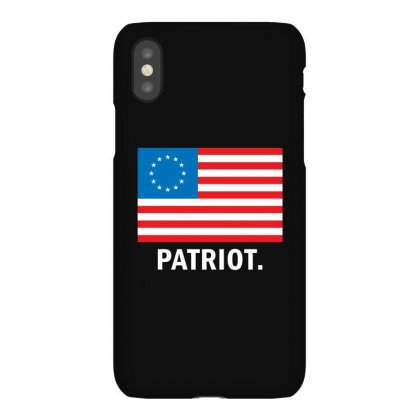 Patriot Betsy Ross Flag Iphonex Case Designed By Viral Style