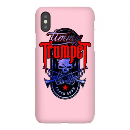 Timmy Freak Show Badge Iphonex Case Designed By Animestars