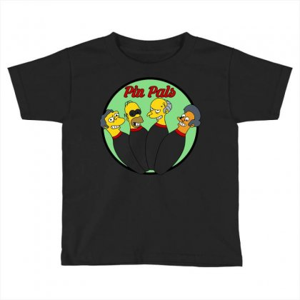 Bowling Crew Toddler T-shirt Designed By Arsyad