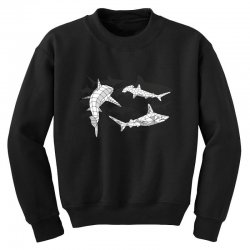 sharks Youth Sweatshirt | Artistshot