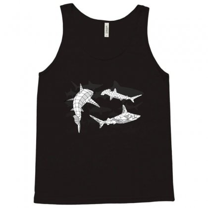 Sharks Tank Top Designed By Wizarts
