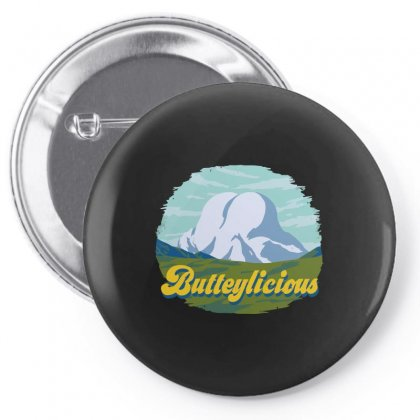 Butteylicious Pin-back Button Designed By Arsyad