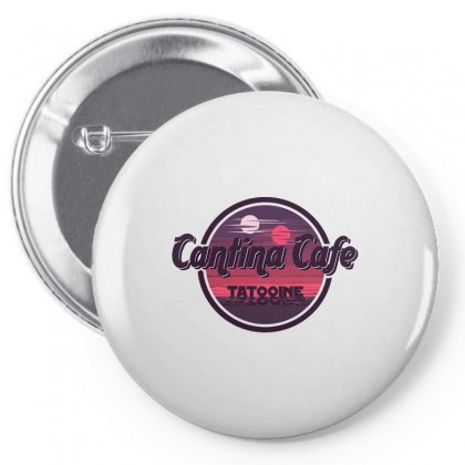 Cantina Cafe Tatooine Pin-back Button Designed By Arsyad