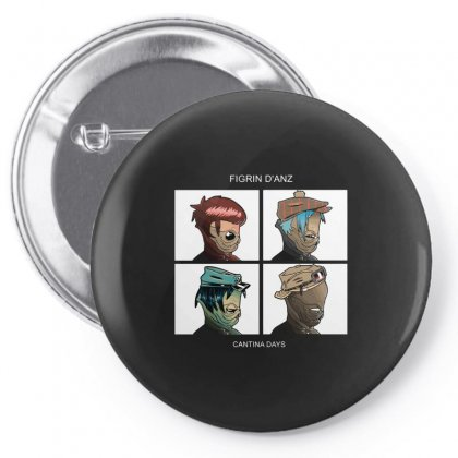 Cantina Days Pin-back Button Designed By Arsyad