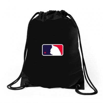 Cat League Drawstring Bags Designed By Arsyad