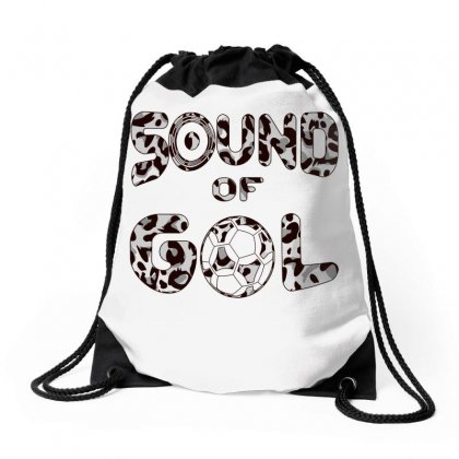 Sound Of Gol Drawstring Bags Designed By Gurkan