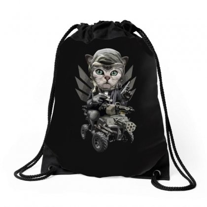 Catlord Drawstring Bags Designed By Arsyad