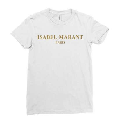 Isabel Marant Paris Ladies Fitted T-shirt Designed By Animestars