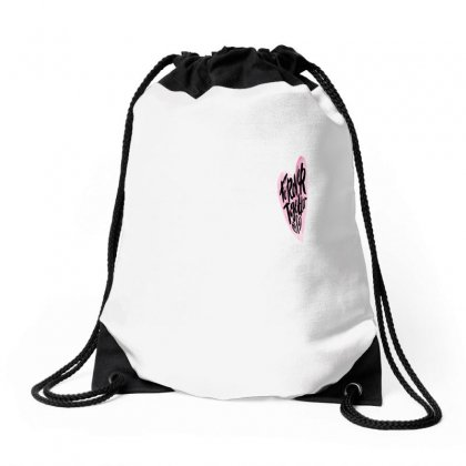 Forever Together Heart Drawstring Bags Designed By Perfect Designers