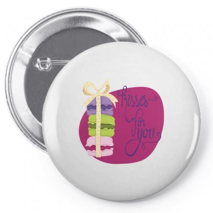 Kisses Pin-back Button Designed By Perfect Designers