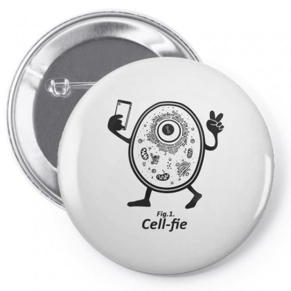 Cell Fie Pin-back Button Designed By Arsyad