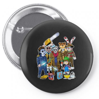 Cereal Killer Pin-back Button Designed By Arsyad
