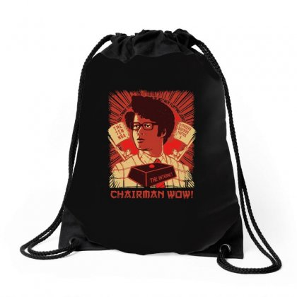 Chairman Wow Drawstring Bags Designed By Arsyad