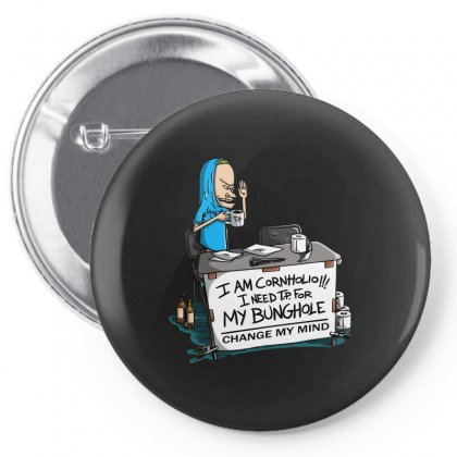 Change My T Pin-back Button Designed By Arsyad