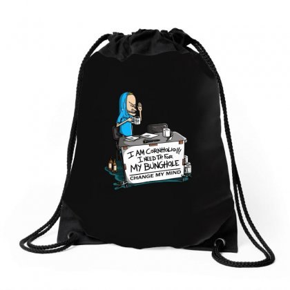 Change My T Drawstring Bags Designed By Arsyad