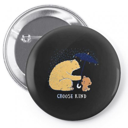 Choose Kind Pin-back Button Designed By Arsyad