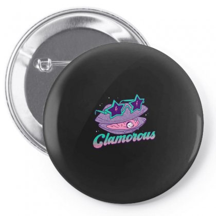 Clamorous Pin-back Button Designed By Arsyad