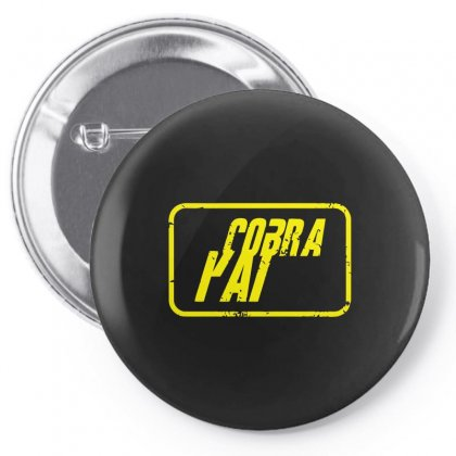Cobra Club Pin-back Button Designed By Arsyad