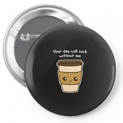 Coffee Addict Pin-back Button Designed By Arsyad