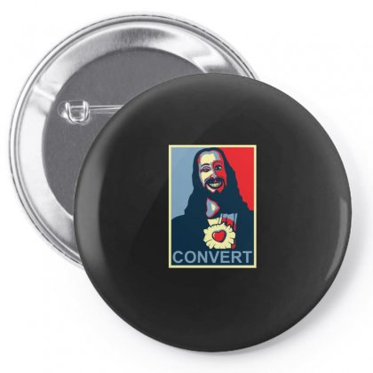 Convert Pin-back Button Designed By Arsyad