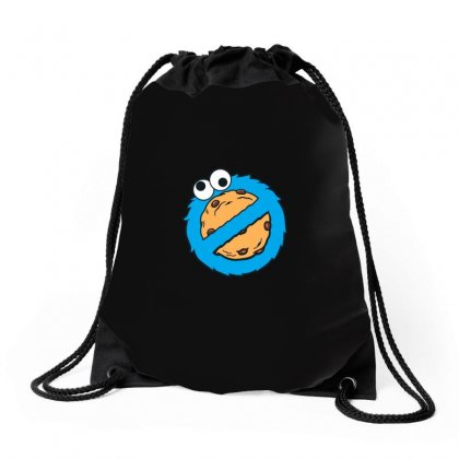 Cookiebuster Drawstring Bags Designed By Arsyad