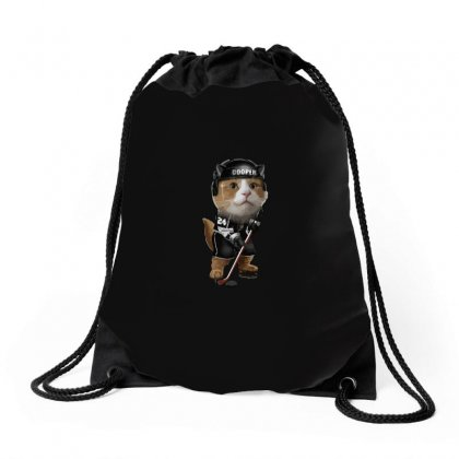 Cooper Drawstring Bags Designed By Arsyad