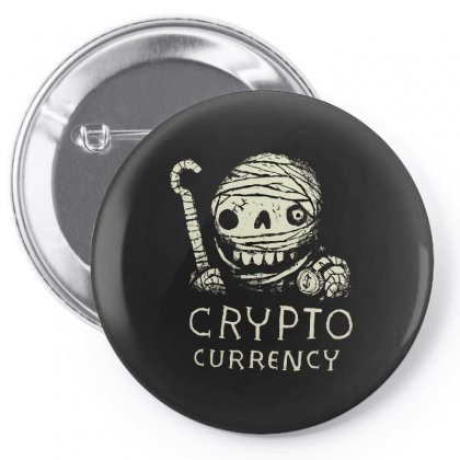 Crypto Currency Pin-back Button Designed By Arsyad