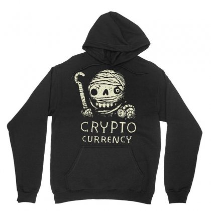 Crypto Currency Unisex Hoodie Designed By Arsyad