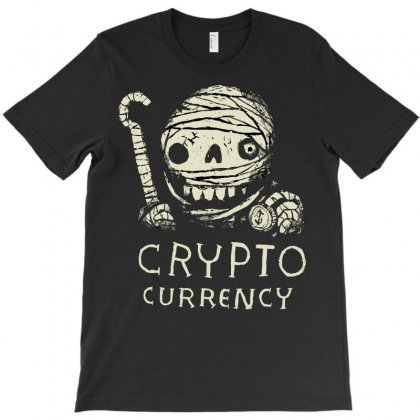 Crypto Currency T-shirt Designed By Arsyad