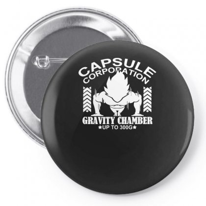 Gravity Chamber Pin-back Button Designed By Erryshop