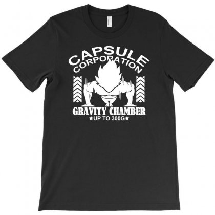 Gravity Chamber T-shirt Designed By Erryshop