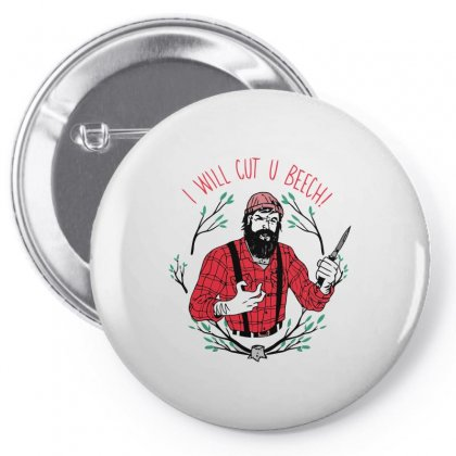 Cut U Beech Pin-back Button Designed By Arsyad