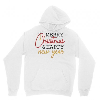 Merry Christmas & Happy New Year Unisex Hoodie Designed By Estore