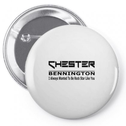 Rip Chester Pin-back Button Designed By Animestars